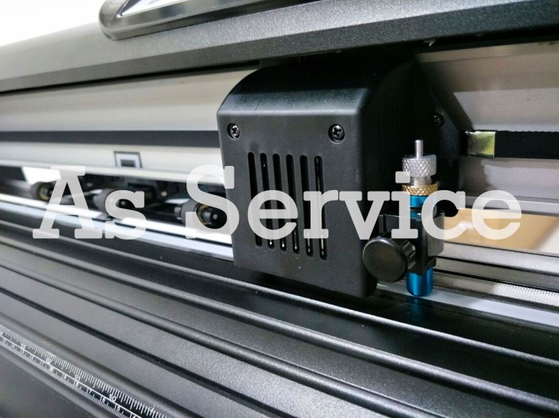 As Service Pusat service mesin cutting sticker