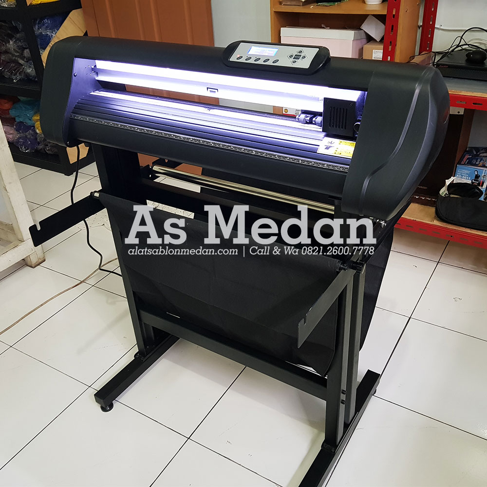 Mesin Cutting Sticker Jinka 721 NXL PRO LED Corel Draw