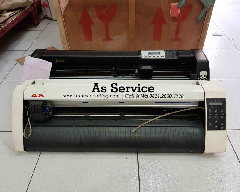 Terima jasa reparasi mesin cutting sticker Graphtec