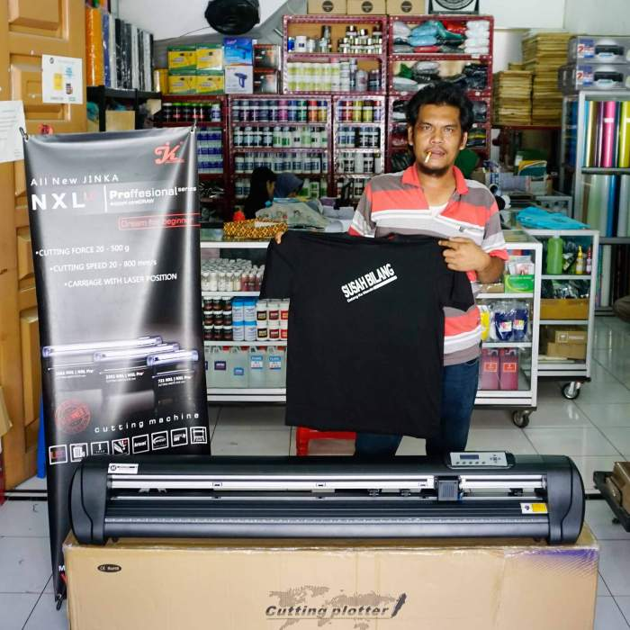 Mesin cutting jinka nxl pro 1351 led